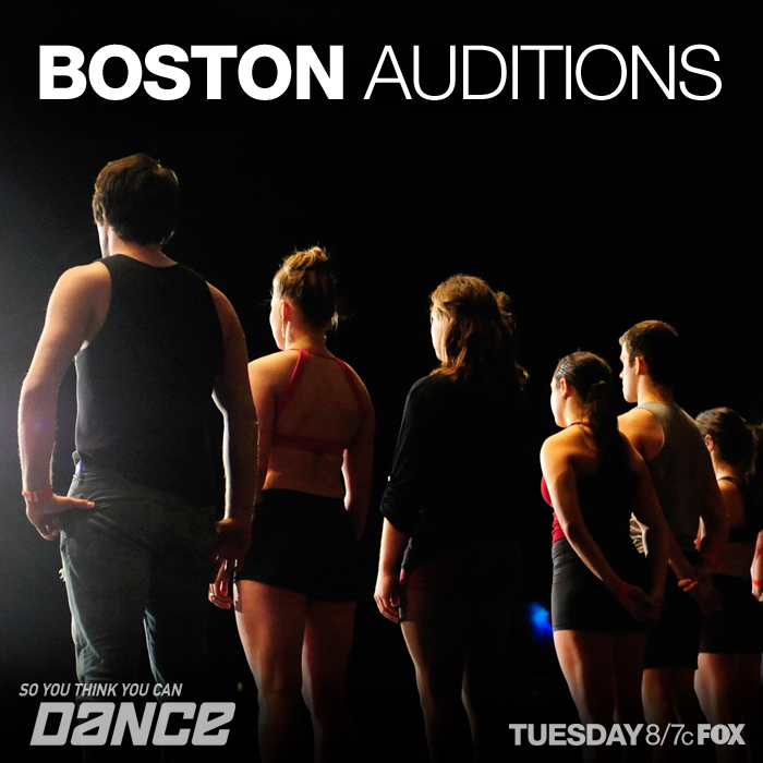 Recap/review of So You Think You Can Dance Season 10 - Boston Auditions by freshfromthe.com