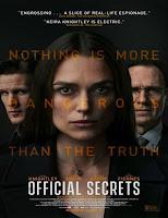 pelicula Secretos de estado (2019)