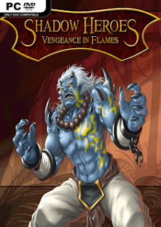 Download Shadow Heroes Vengeance In Flames Chapter 1 PC Game Gratis