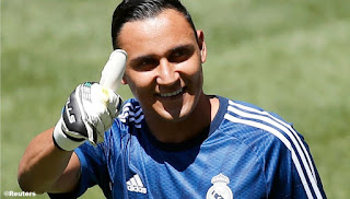 Keylor Navas do not want Messi in Real
