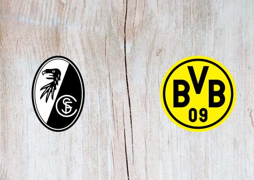 Freiburg vs Borussia Dortmund -Highlights 5 October 2019