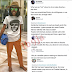 Lady Wearing An Abacha Branded Shirt, Leaves The Internet Polarized