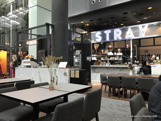 Cafe Review: STRAY By Fatcat At #04 22 Orchard Central, Singapore