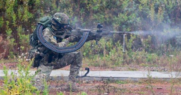Scorpion: Το πολυβόλο των ρωσικών ειδικών δυνάμεων είναι σαν να έχει βγει από την ταινία Predator