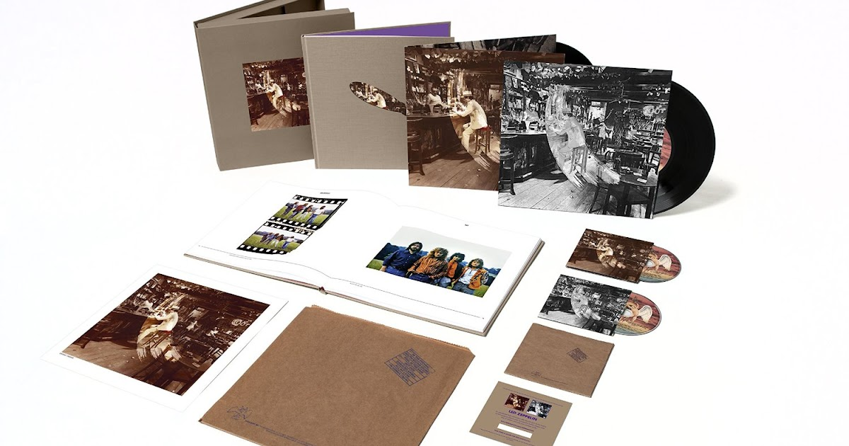 Rockerparis Led Zeppelin S Remastered Presence In