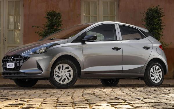 Hyundai HB20 2022: começa a chegar às concessionárias - preços