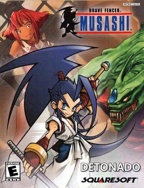 Detonado - Brave Fencer Musashi