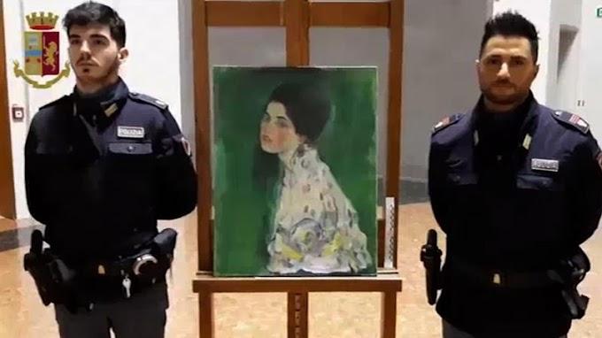 Döbbenet: rejtett fal mögül került elő a 20 milliárdot érő festmény