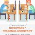 JAWATAN KOSONG PERSONAL ASSISTANT / SECRETARY AMBILAN NOVEMBER-DISEMBER 2019
