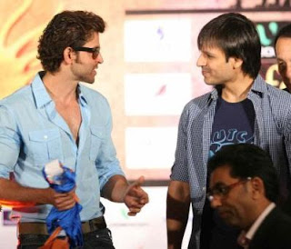 News - Hrithik Roshan, Traits Vivek Oberoi