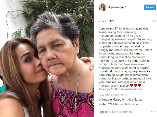Pokwang Spends Quality Time Swimming With Her Mother Who Suffers From Alzheimer's! This Video Will Make You Cry!