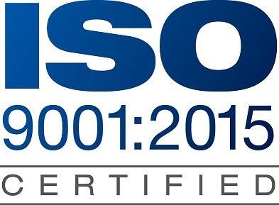 gambar sertifikat ISO 9001