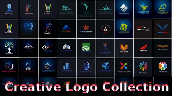 Creative Logo Collection Pack