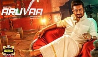 Surya's Aruva Massive Update | Hari | inbox