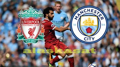موعد مباراة ليفربول ومانشستر سيتي والقنوات الناقلة مجانا.