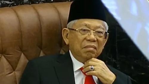Kekuatan Besar Sedang Mengusik Jokowi, Seret Nama Ma'ruf Amin