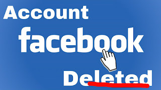 Account facebook deleted