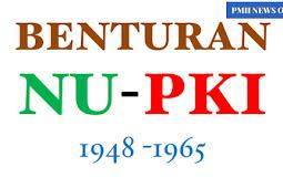 Download PDF, Benturan NU - PKI 1948 -1965