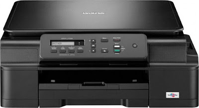 Inkjet Multifunction Printer volition undoubtedly boost the productivity of your businesses w Brother DCP-J100 Driver Downloads