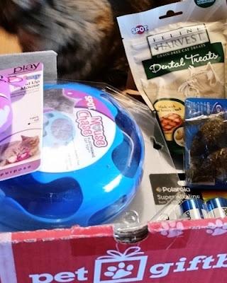 Pet GiftBox: August, 2016