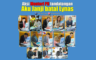 12 menteri tandatangan 'Aku Janji' batal Lynas, kata Wee