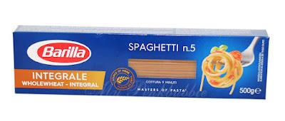 Barilla pasta integral
