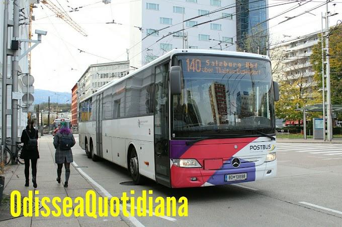 Il trasporto pubblico di Salisburgo