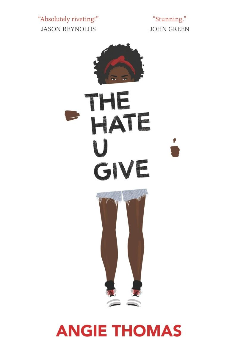 25 Books to Read - Summer 2018 - The Hate U Give by Angie Thomas