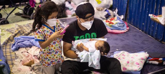 Miles de personas en El Salvador fueron desplazadas en medio de la pandemia de coronavirus.WFP/David Fernandez