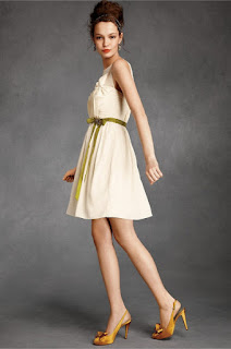 http://www.adinasbridal.com/collections/event-dresses/products/origami-pleated-dress-cream
