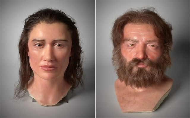 Facial reconstruction breathes new life into ancient citizens of Sagalassos