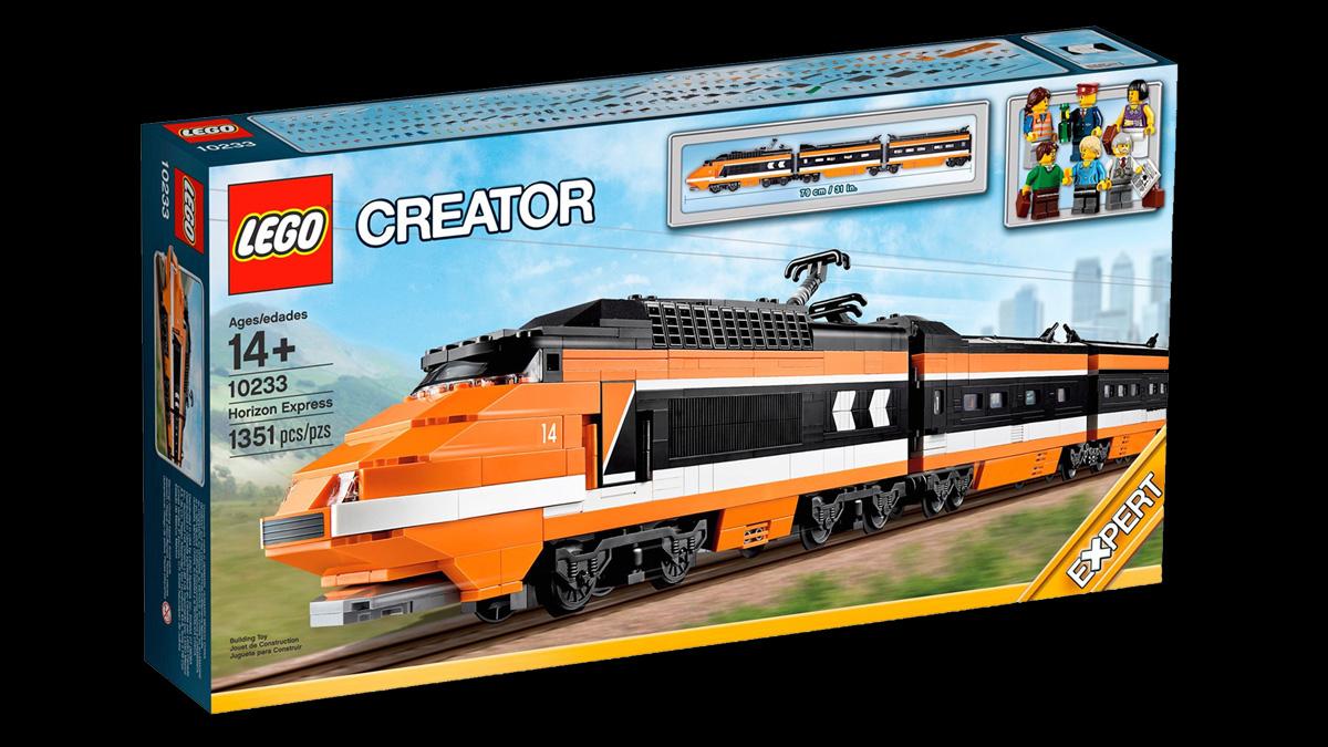 レゴ 10233 ホライゾン・エキスプレス:クリエイター・エキスパート:新製品・価格情報(LEGO)