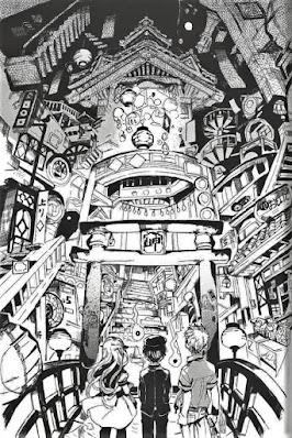 Review del manga Hanako-kun el fantasma del lavabo Vol.1 de Iro Aida - Editorial Ivrea