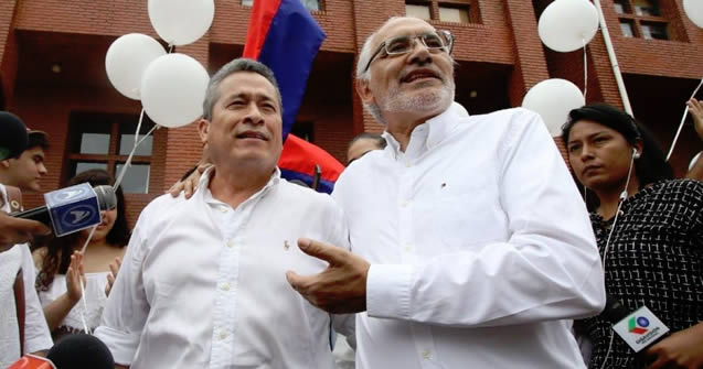 Comunidad Ciudadana confirma que mantendrá su binomio para las elecciones generales