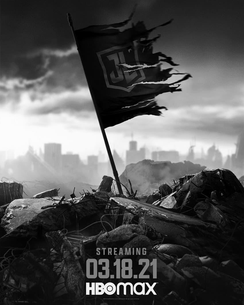 Режиссёрская версия «Лиги справедливости» - Постер 3
