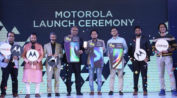 Motorola G series 3 smartphones in the domestic market