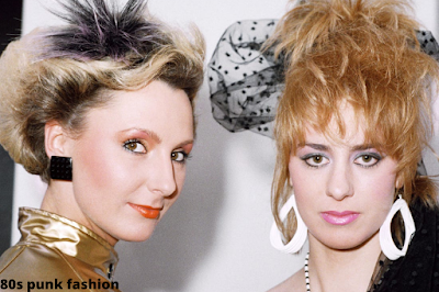80s punk fashion