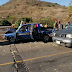 Accidente de tránsito deja una persona fallecida.