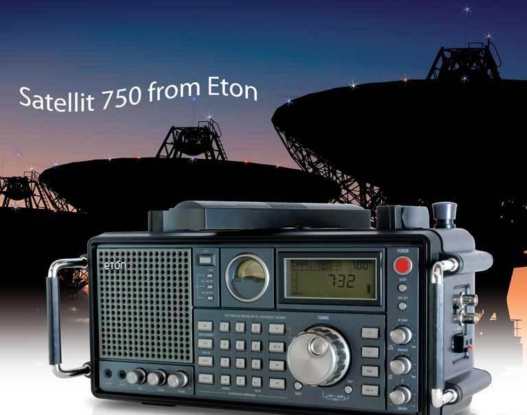 Радиоприемник Eton Satellit 750 NEW