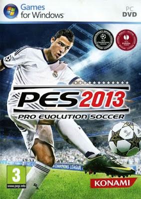 Capa do PES 2013
