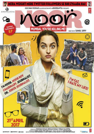 Noor 2017 Full Hindi Movie Download 720p DVDRip 850Mb