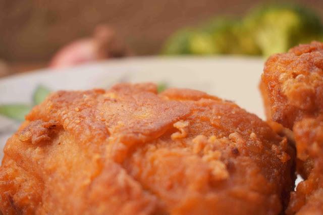 Resepi Ayam Goreng Kentucky ( Original ) Tepung AROMA
