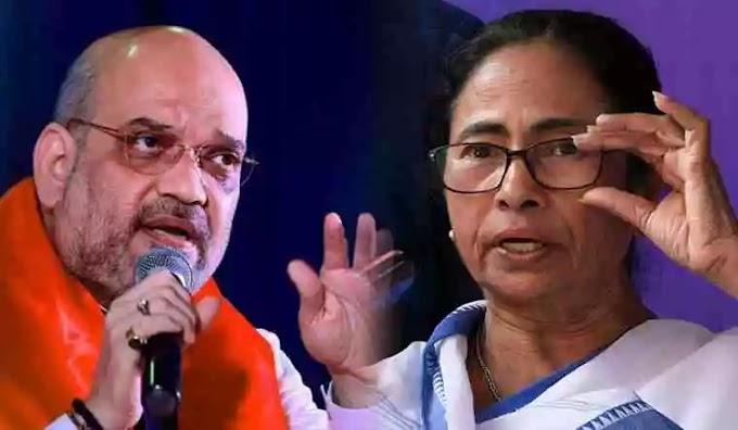 Amit Shah-Mamata Banerjee Faceoff at Nandigram A Political Confrontation