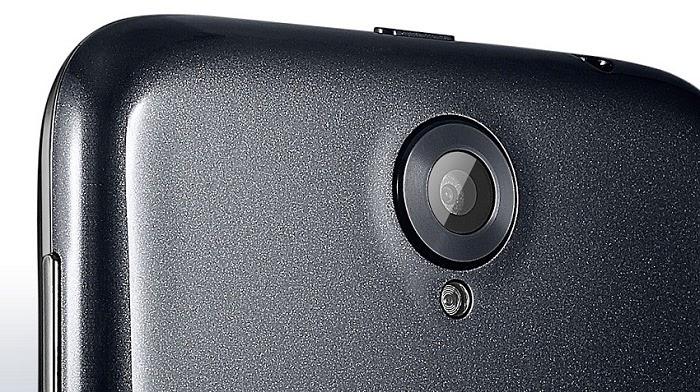 Kamera Lenovo A850