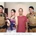 Policiais militares salvam criança engasgada no Paraná