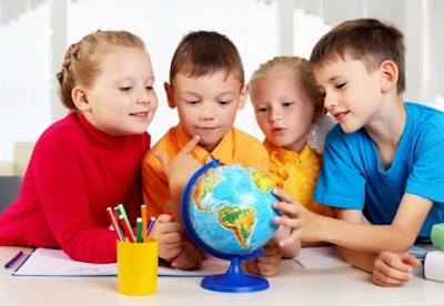 كورسات اللغة الانجليزية للأطفال