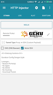 Gehu Xl Path Unlimited Http Injector Gretonghunters