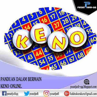Panduan dalam bermain Keno Online dan pengertian dalam bermain keno online - Pusat judi