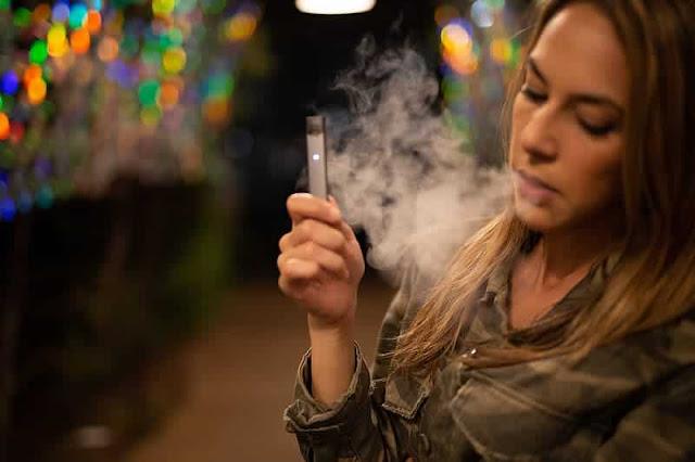Flavored E-Cigarette Sales in Stores