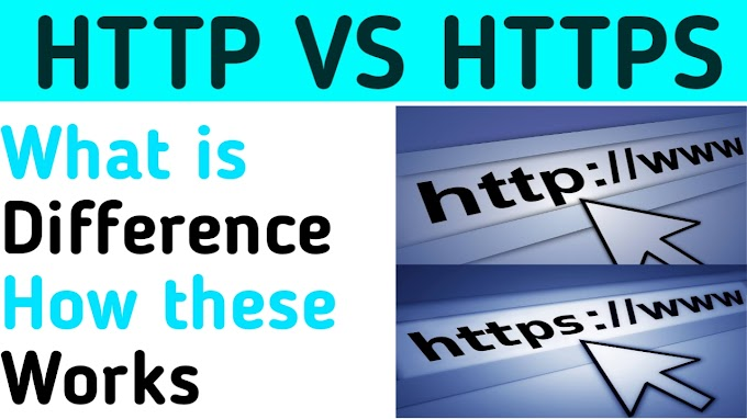 HTTP vs HTTPS   Whats Is Difference   How It Works